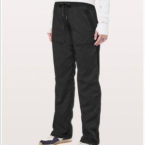 Lululemon Studio Dance Pants Black 6
